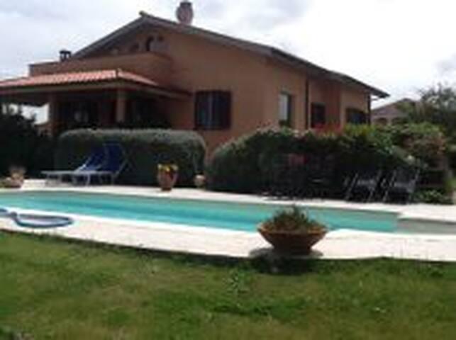 Bracciano Holiday Home