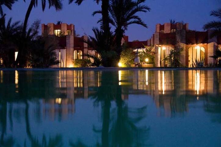 Villa iriwane - Marrakesh - Talo