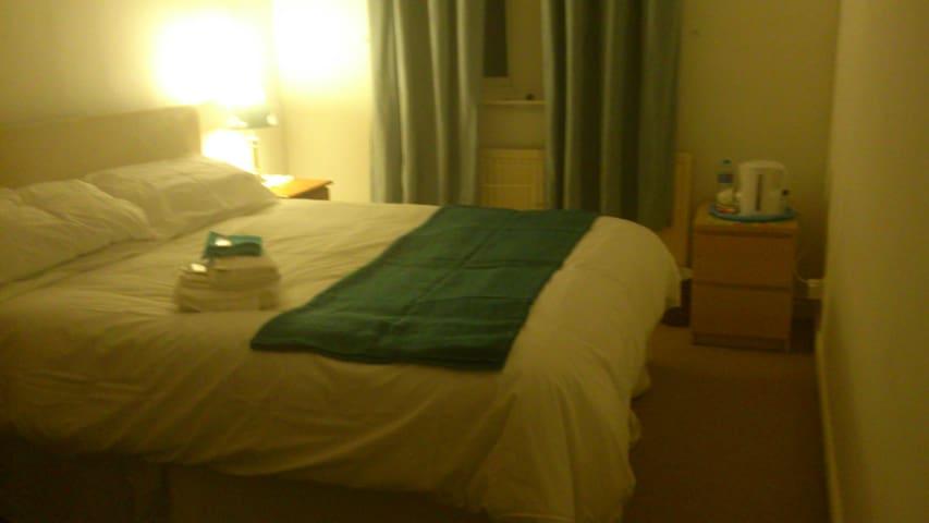 Flat 2bed ensuite. Lounge&Kitchen. - Bradford - Apartamento
