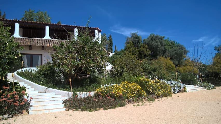 Fazenda das Papoilas - Casa Cortiça - Studio - Luz - Haus