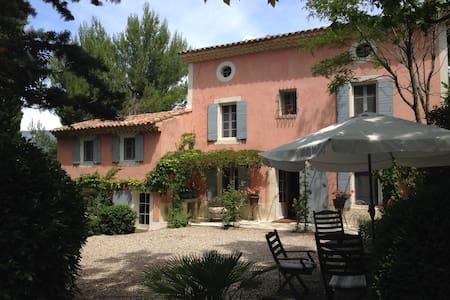 Christmas in Provence.  Idyllic - Saint-Martin-de-la-Brasque - Huis