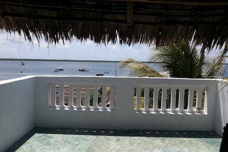 Seafront Guesthouse, Somoye Room - Lamu - Daire