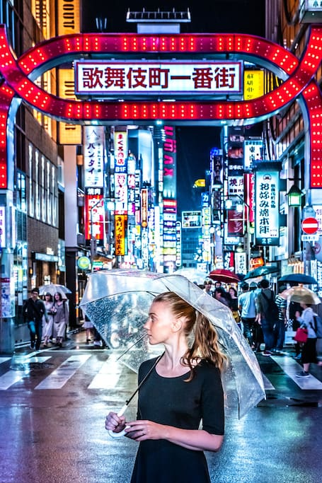 your Local Tokyo Photographer!