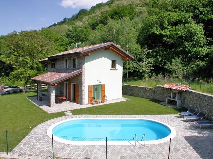 Villa Betulla con piscina privata sul Lago di Como