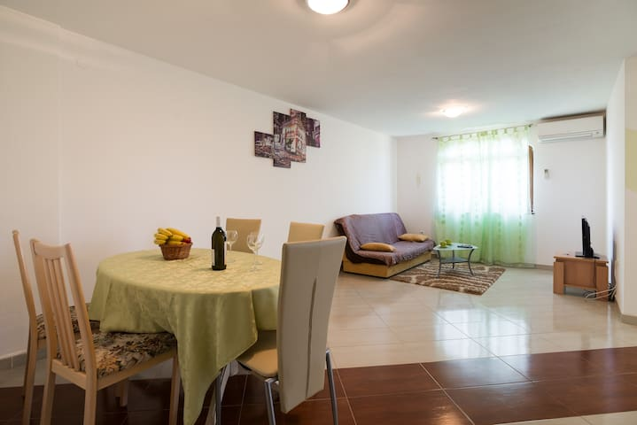 Apartment Kanegra Mudric 4+2 Wifi - Valica - Apartment