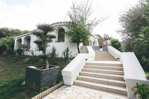 Maison à 100m de la plage