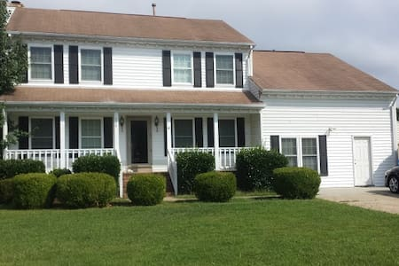 Awesome Family Home in Chesapeake - Chesapeake