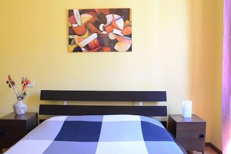 Sole Room ,Stazione Termini - Roma - Apartamento