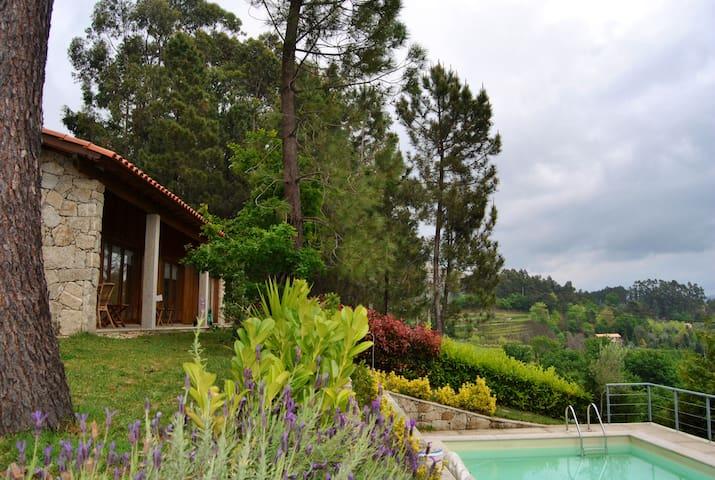 Casa de Vilarinho - Gerês -Portugal - Terras de Bouro Municipality - Hus
