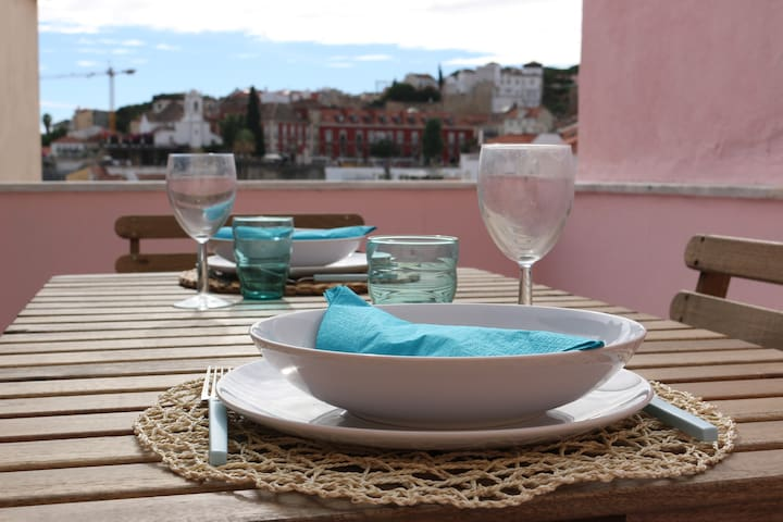 Alfama,for Lisbon Lovers! - Lisbon - Apartment