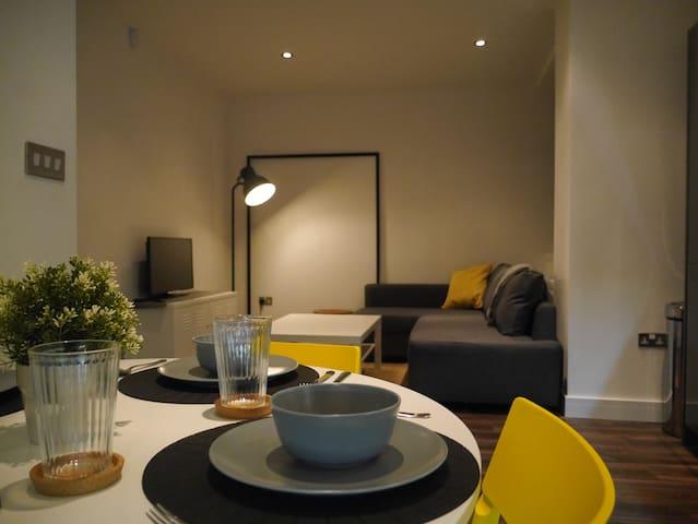Basingstoke City Centre Apartment - Бейсингстоук