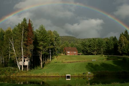 Somewhere Under The Rainbow - East Burke - Leilighet