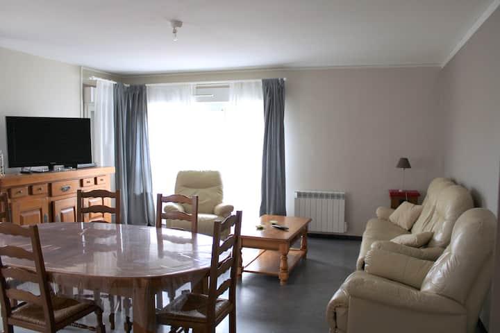 Appartement 9 personnes