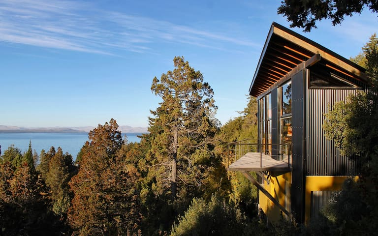 MOUNTAIN AND LAKE VIEW - San Carlos de Bariloche - House