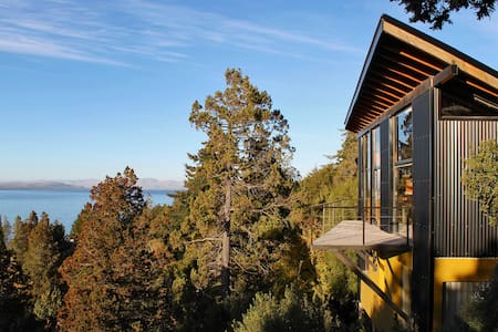 MOUNTAIN AND LAKE VIEW - San Carlos de Bariloche - Casa