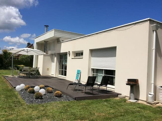 Golfe du Morbihan VILLA d'architect - Ploeren - House