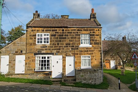 Magic   The Nest Castleon, Whitby - Castleton - Casa