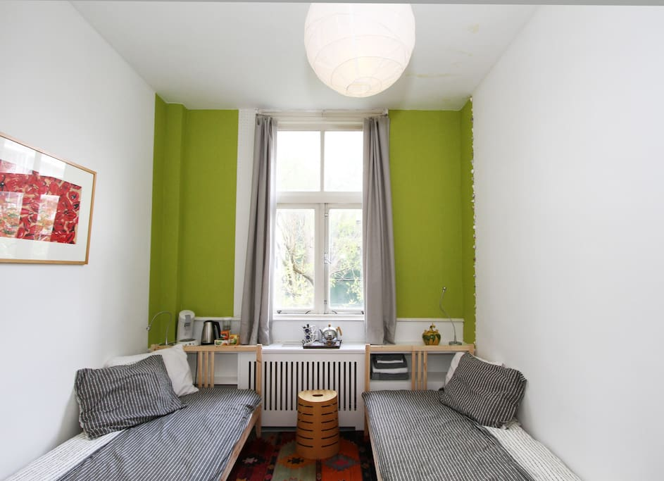Cosy room with private entrance chambres d 39 h tes louer for Chambre d hotes amsterdam