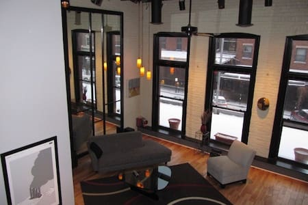 Amazing Loft in Heart of Old Market - Omaha - Loft