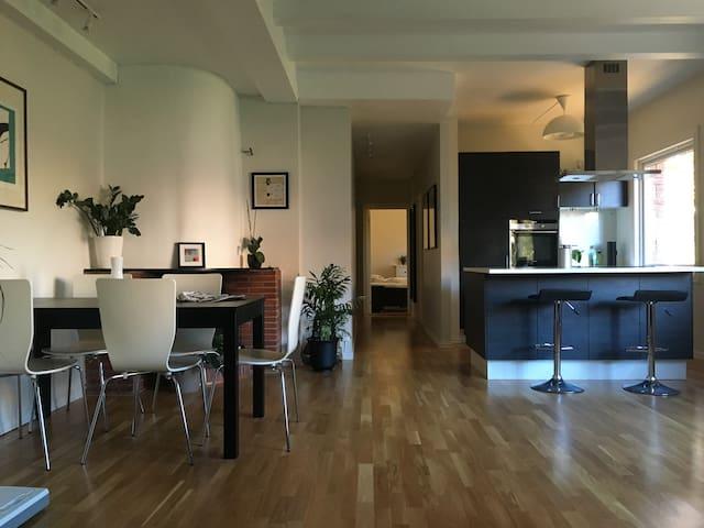 Modern 73sqm apartment in wonderful area - Oslo - Apartment