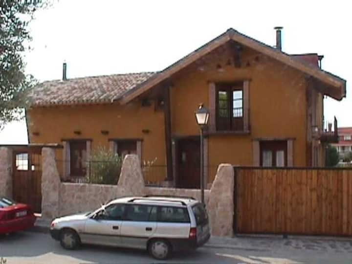 Habitación LALALAND en Campo Real
