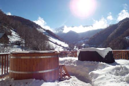Haute Vue, Deluxe Mountain Gite. - Couledoux - Talo