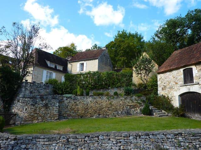 Gîte de charme entre Périgord et Quercy - Orliaguet - Talo