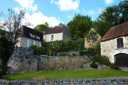 Gîte de charme entre Périgord et Quercy - Orliaguet - บ้าน