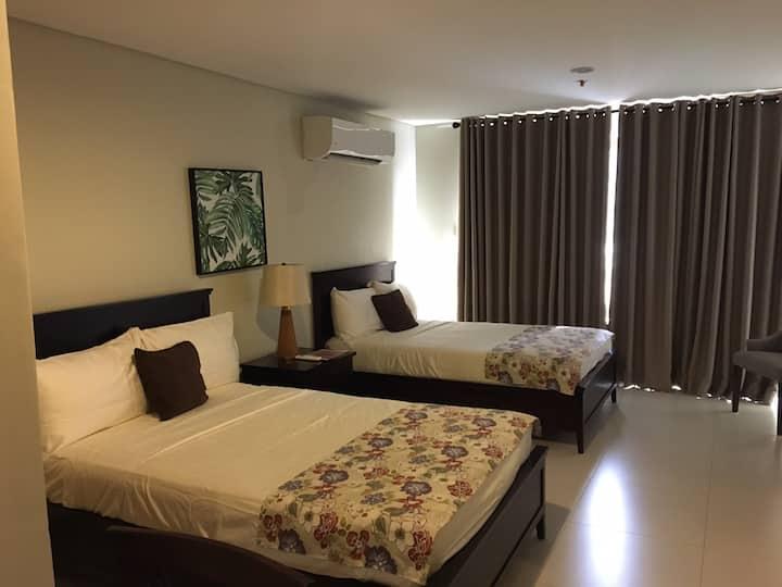 Tagaytay Crosswinds Grand Quartier 3 Condo