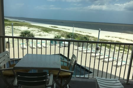 Seabreeze Condo (304) Biloxi,MS | Located On Beach - Kondominium