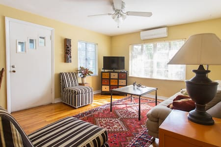 Charming Apt. in Historic District - Tampa - Apartment