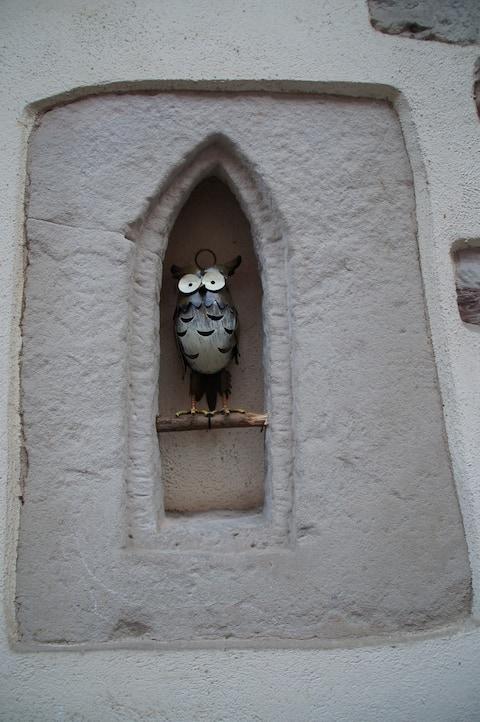 La Chouette House, au coeur d'Obernai avec garage