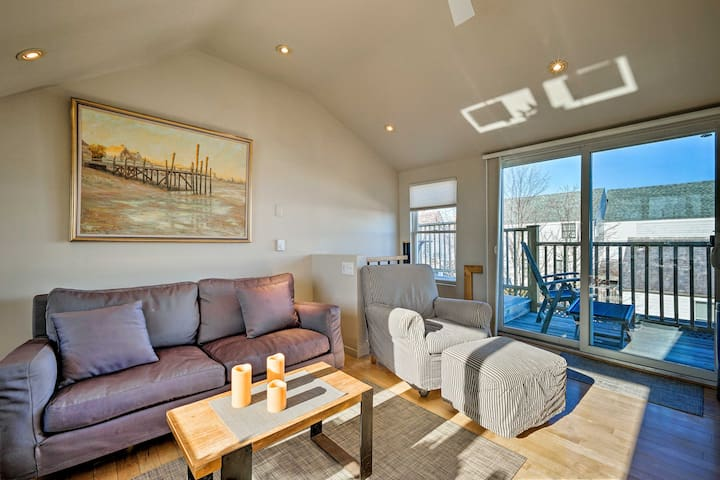 NEW! Bayfront Provincetown Condo on Commercial St!