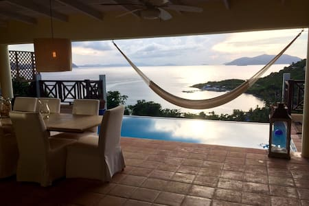 Endless Summer Villa - Tortola  - วิลล่า