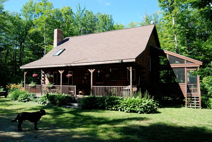 Beautiful Cabin in Maine - Greenwood - Kabin