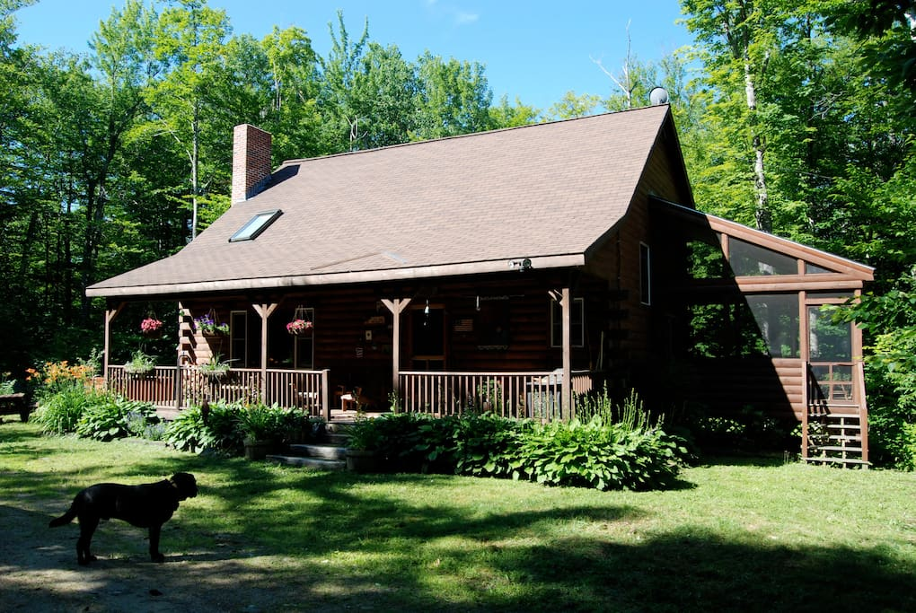 Beautiful Cabin In Maine Cabins For Rent In Greenwood