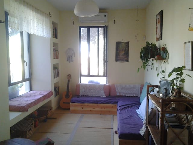 A house in the mountains of Jerusalem - Giv'at Ye'arim - Apartamento