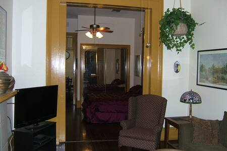 Imagine: Bourbon St FQ Apartment 1-Q Bed+1-Sofabed - New Orleans - Huoneisto