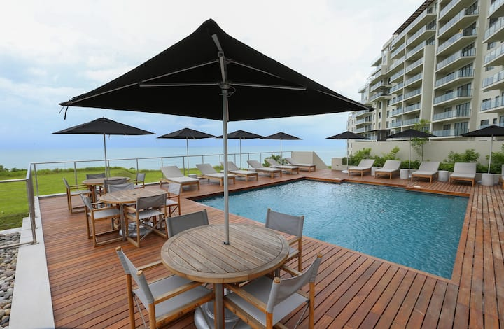 Beach Apartment (Punta Caelo near Rio Mar )