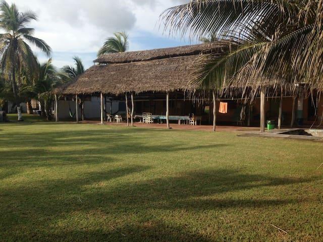 Casa paraíso en San Juan de Alima hab 2