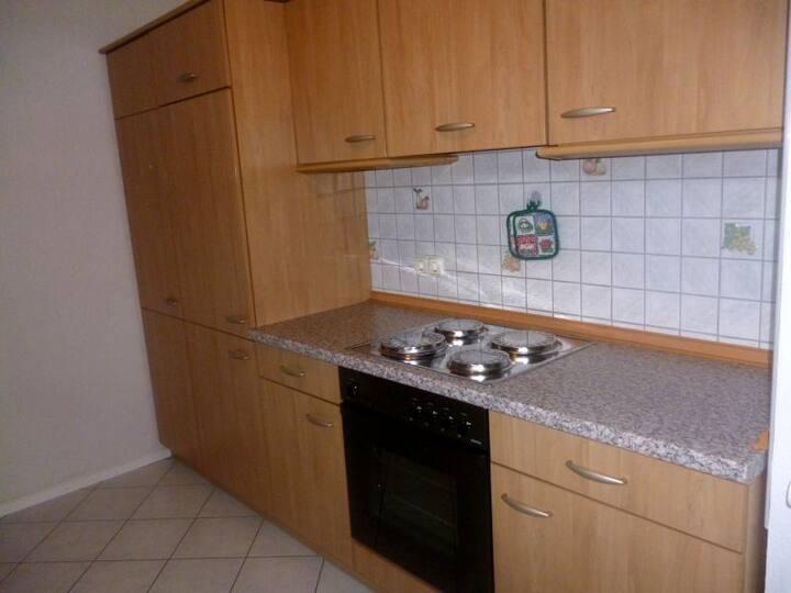 Ferienhof Benz, (Kappelrodeck), Ferienwohnung B, 4 Sterne, 80qm, 2 Schlafzimmer
