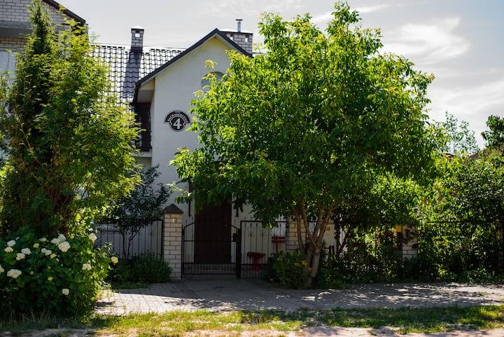 Guest house on Vasilievskaya street  Best