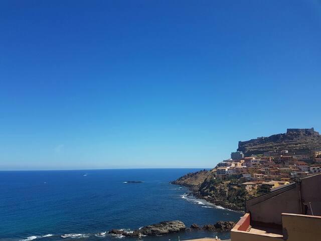 Castelsardo,il Castello,il mare.... - Castelsardo