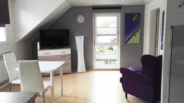 Beautiful, modern single apartment !!!