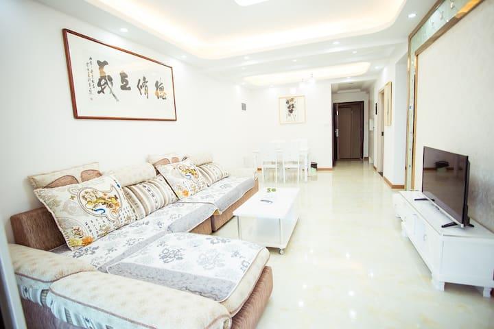 姑苏姆--近光谷广场三室两厅家庭房 - Wuhan - Other