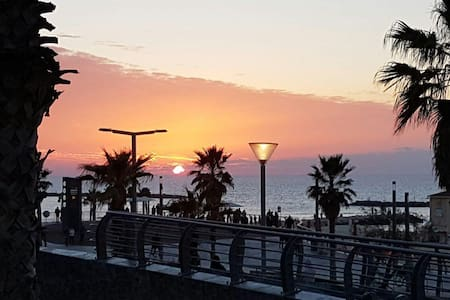 A Room for Two on the Hottest Street in Tel Aviv! - Tel Aviv-Yafo - Wohnung