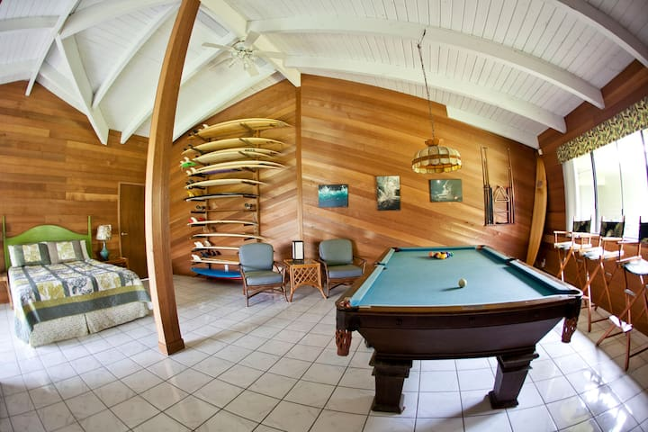 Pool House In Paradise - Pāhoa - Apartment