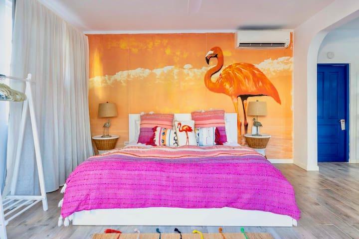 Casa Los Cummins, Condado - Flamingo Penthouse