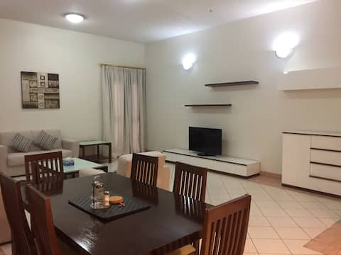 Large Fully Furnished 2 Bedroom Apartment