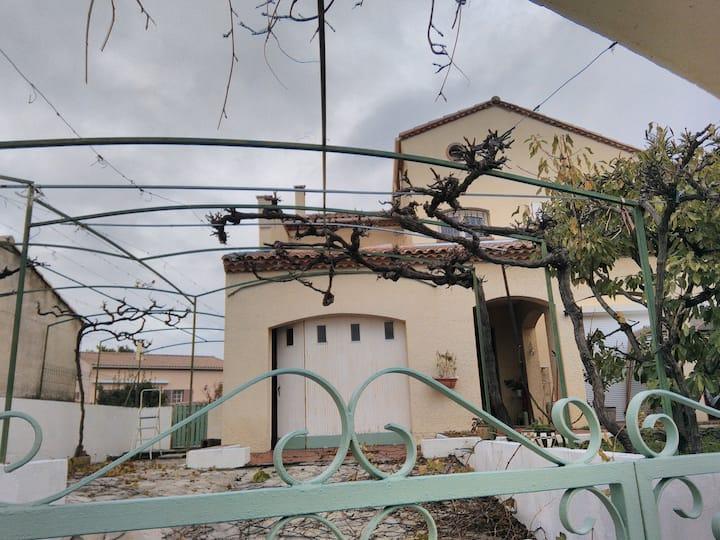 village d 'occitanie